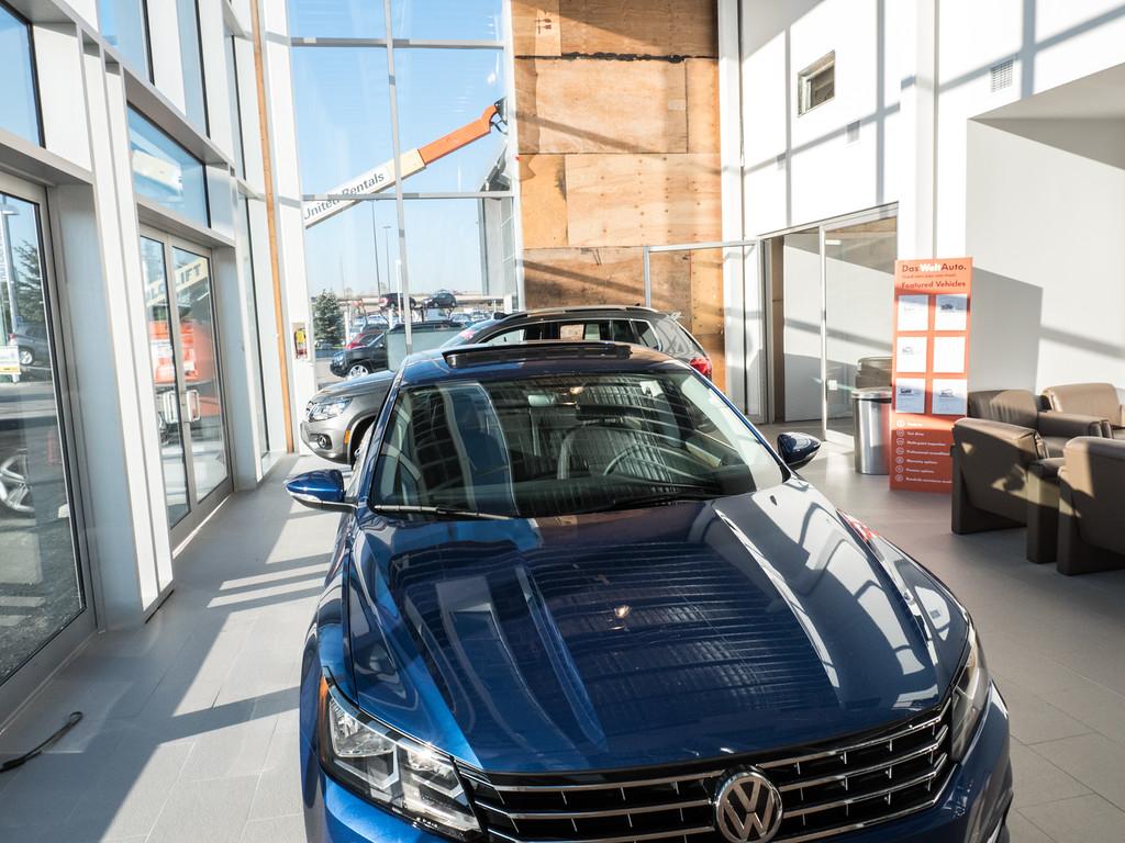 Humberview Volkswagen Construction News