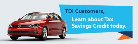 TDI CUSTOMER SAVINGS