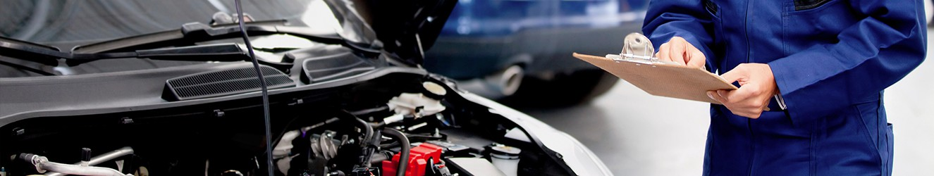 Pre-owned Vehicle Inspection