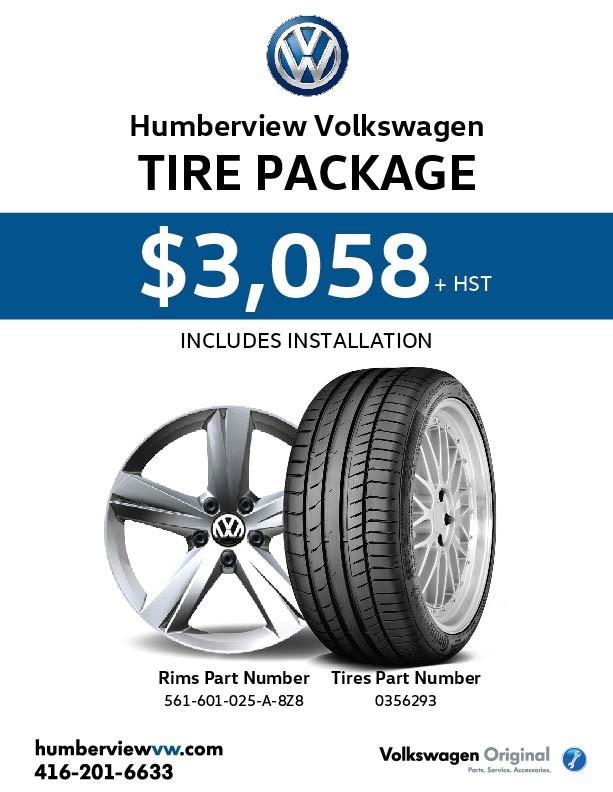 All-Season Tire Package
