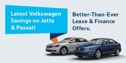 Volkswagen Jetta & Passat Deals