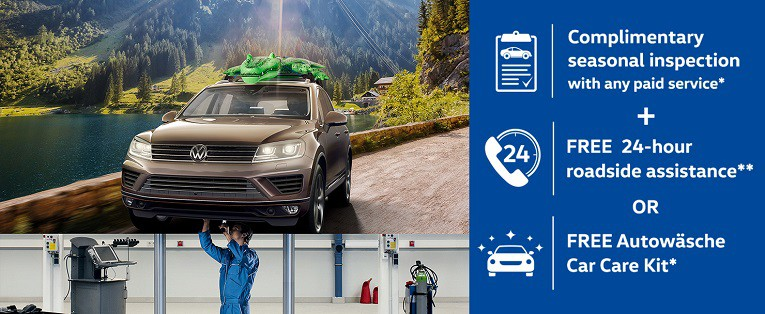 Humberview Volkswagen Summer Promotion