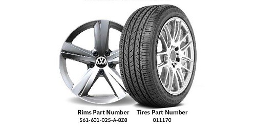 All-Season Tire Package