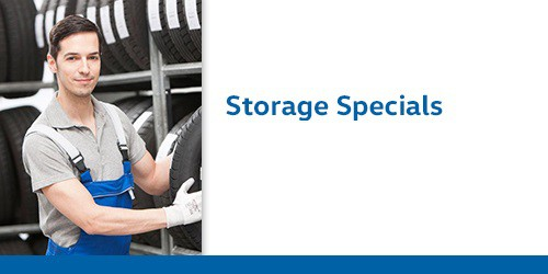 Tire Storage from $99.00