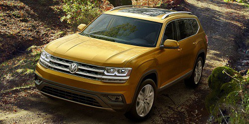 Volkswagen Atlas Summer Rim Packages with FREE Installation