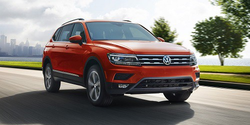 Tiguan Winter Tire Packages