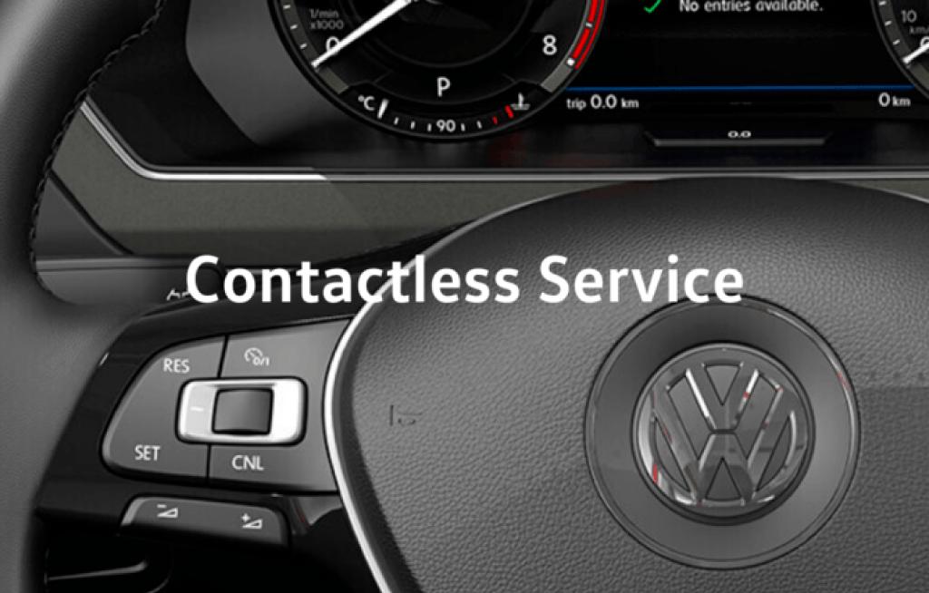 Contactless Service & Sales - Humberview Volkswagen
