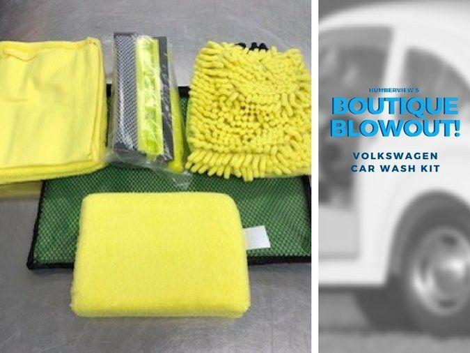 Was $41.99 NOW $30.79 – Volkswagen Car Wash Kit
