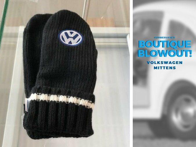 Was $20.99 NOW $14.29 – Volkswagen Mittens