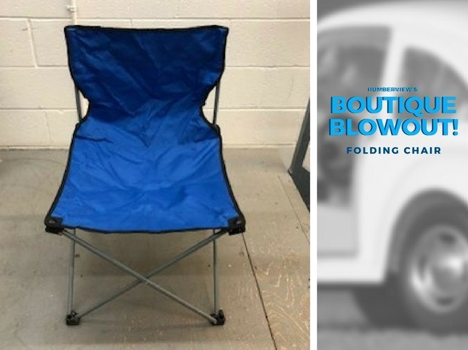 Was $27.25 NOW $19.80 – Folding Chair