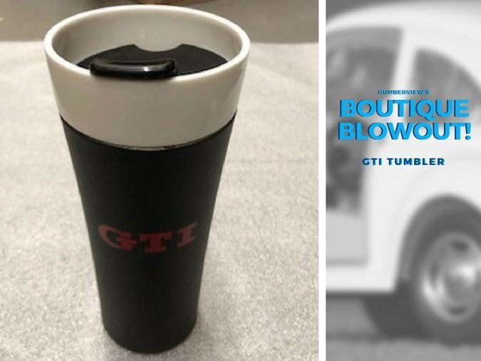 Was $25.19 NOW $19.79 – GTI Tumbler