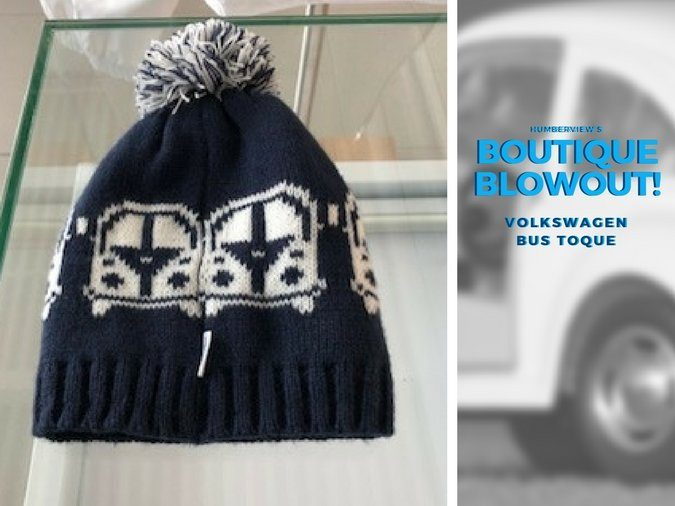 Was $18.89 NOW $14.29 – Volkswagen Bus Toque (Size Youth)