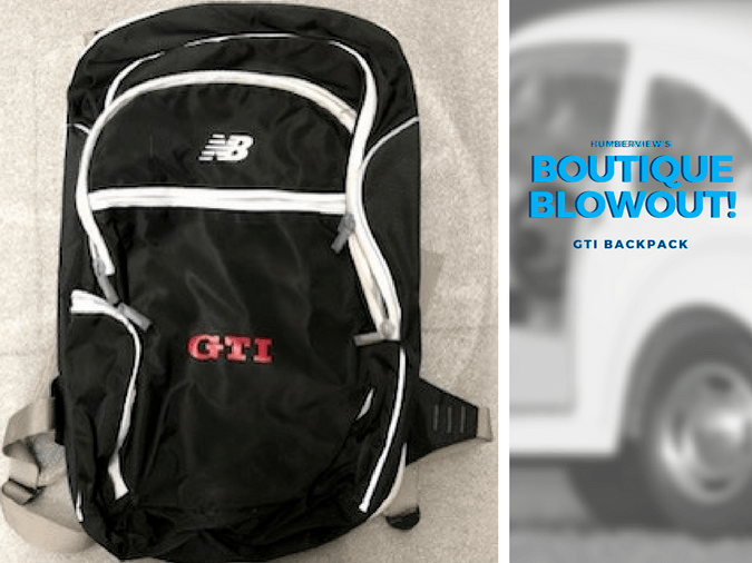 Was $76.64 NOW $60.49 – GTI Backpack