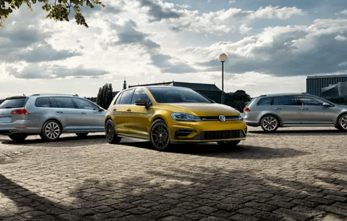 2019 Atlas, Golf R and Sportwagen