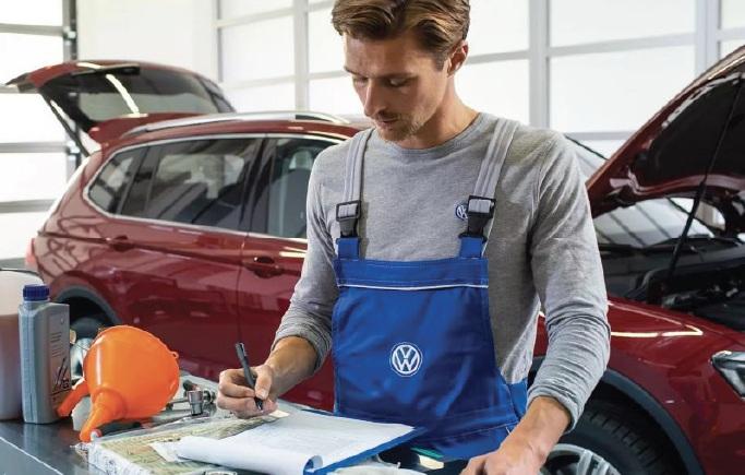 Humberview Volkswagen Service Department Etobicoke Toronto
