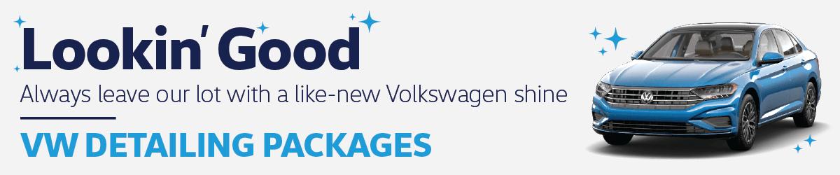 Detailing Packages - Humberview Volkswagen, Etobicoke Toronto