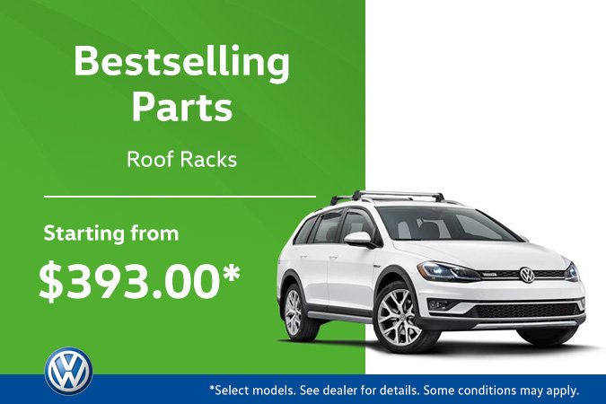 The Hottest VW Parts! Roof Racks