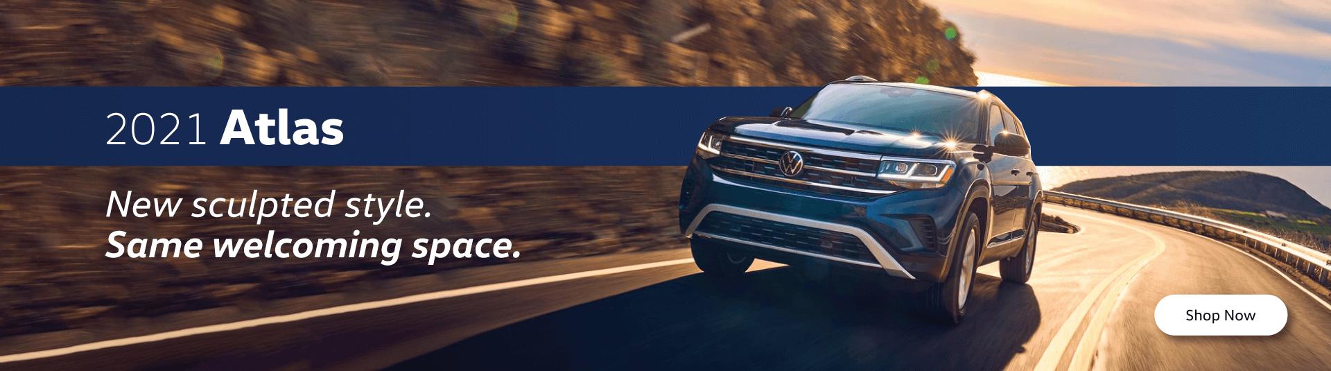 2021 Atlas - Humberview Volkswagen