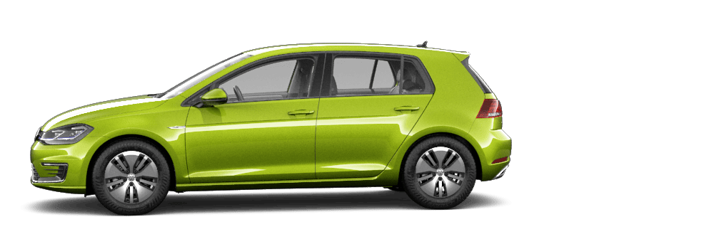 2020 e-Golf Comfortline 100kW single-speed