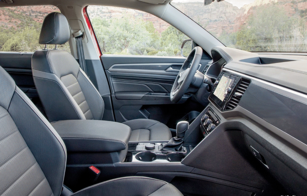 Refresh Your Drive with the 2021 Volkswagen Atlas