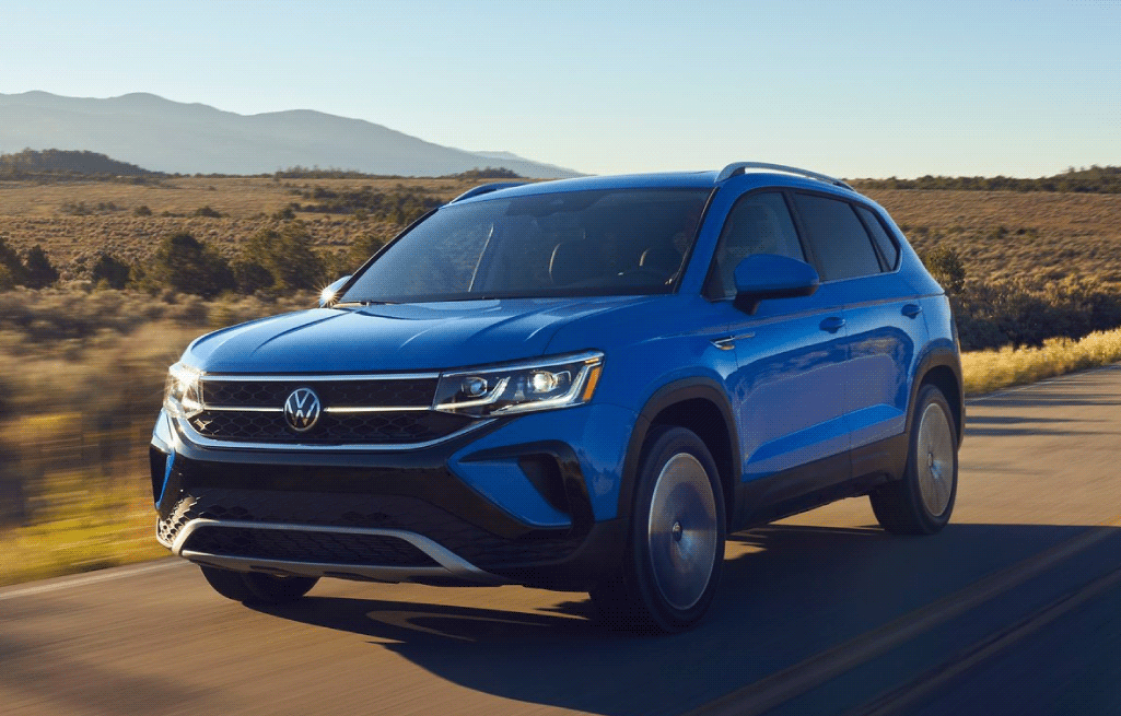 A New SUV is in Town: The 2022 Volkswagen Taos