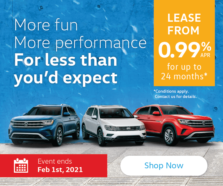 VW You Deserve a Ride - Humberview Volkswagen