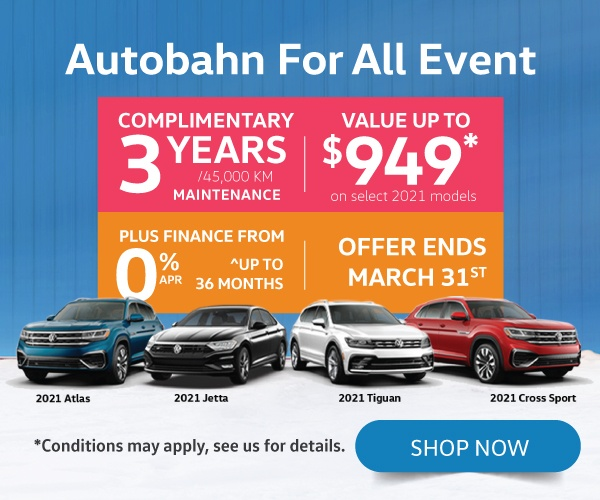 AutoBahn For All Event in Toronto - Humberview Volkswagen