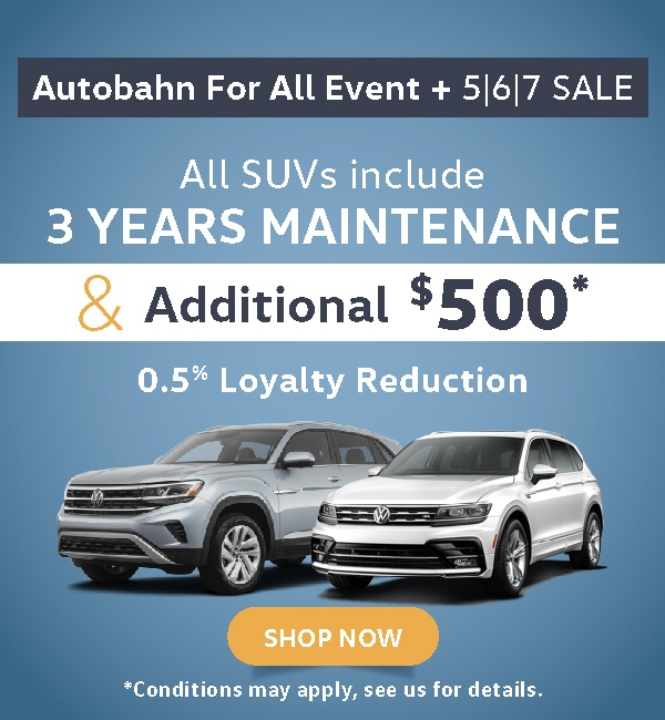 Autobahn For All - Humberview Volkswagen