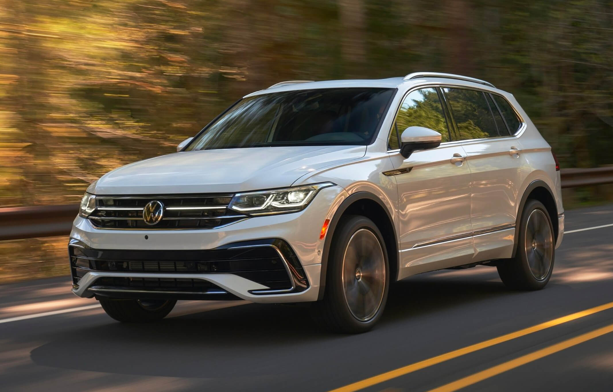 Get to Know the All-New 2022 Volkswagen Tiguan