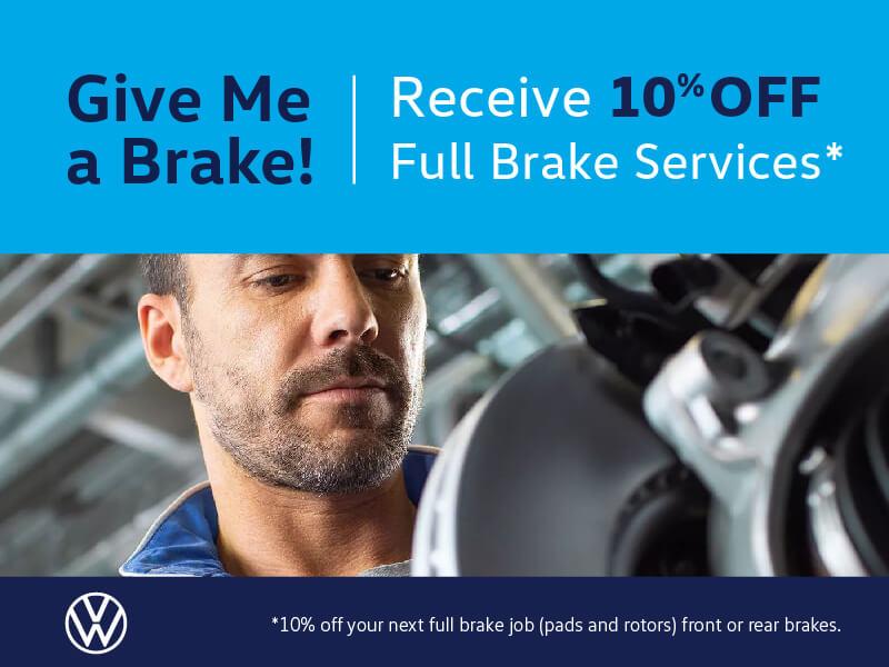 Give Me A Brake!
