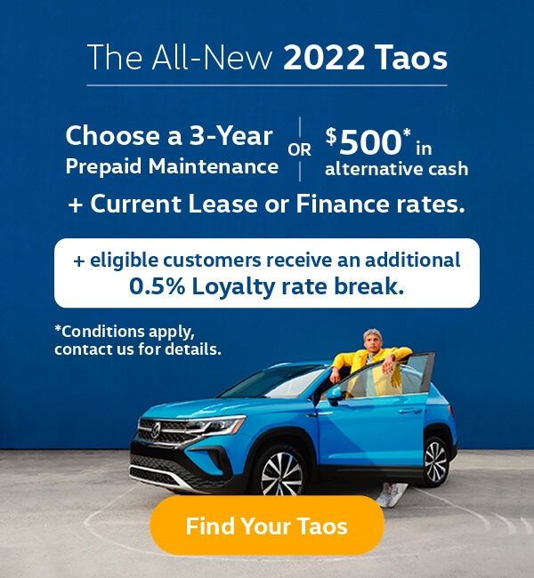All New 2022 Taos